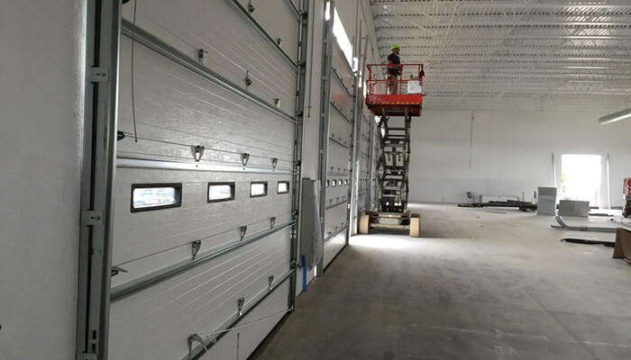 Commercial Garage Door Installations