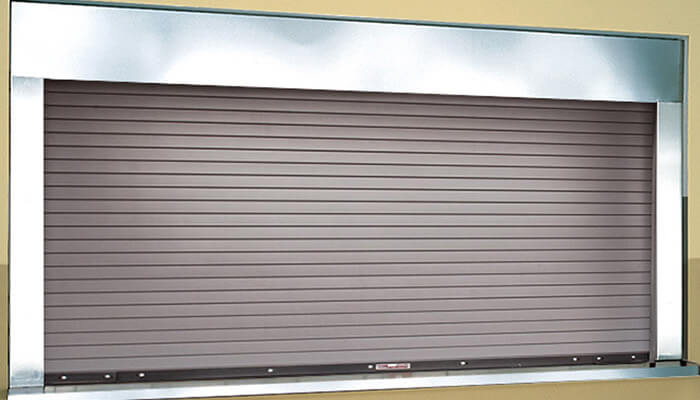 Fire Rated Commercial Garage Doors